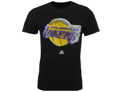 Los Angeles Lakers adidas NBA Men's Gamer T-Shirt