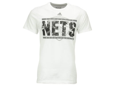 Brooklyn Nets adidas NBA Men's Team Energy T-Shirt