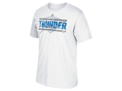 Oklahoma City Thunder adidas NBA Men's Team Energy T-Shirt