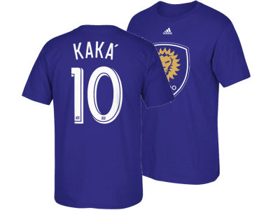 Orlando City SC Ricardo Kaka adidas MLS Home Player T-Shirt