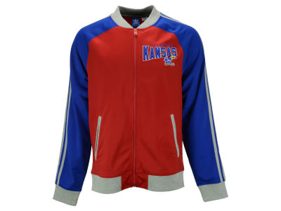 Kansas Jayhawks adidas NCAA Men's Originals Track Jacket