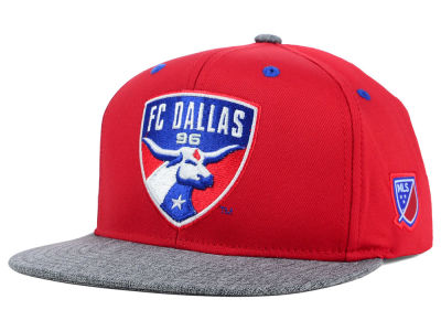 FC Dallas adidas MLS 2015 Team Snapback Cap