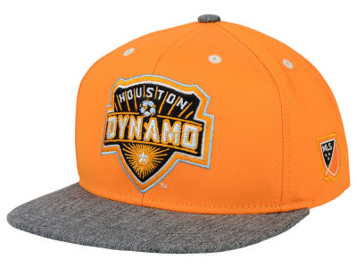 Houston Dynamo adidas MLS 2015 Team Snapback Cap
