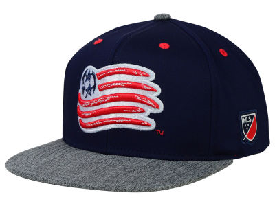 New England Revolution adidas MLS 2015 Team Snapback Cap