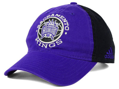 Sacramento Kings adidas NBA Team Nation Slouch Cap