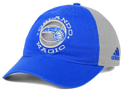 Orlando Magic adidas NBA Team Nation Slouch Cap