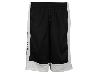Miami Heat adidas NBA Men's Originals Mesh Shorts