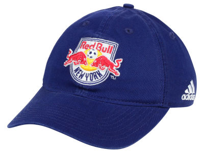 New York Red Bulls MLS Basic Slouch Cap
