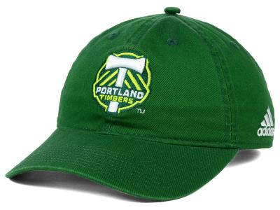Portland Timbers adidas MLS Basic Slouch Cap