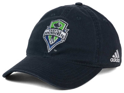Seattle Sounders FC adidas MLS Basic Slouch Cap