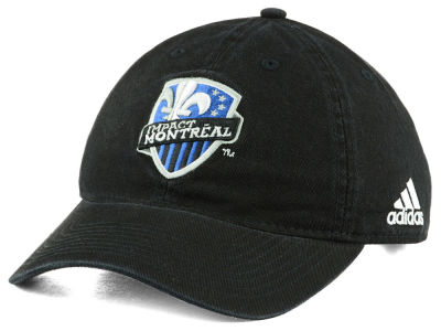 Montreal Impact adidas MLS Basic Slouch Cap