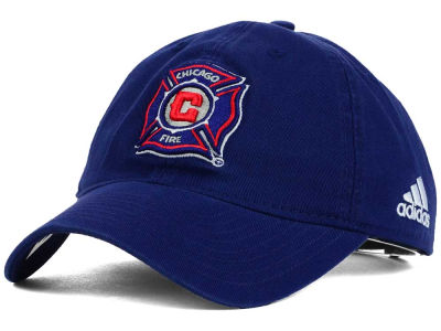Chicago Fire adidas MLS Basic Slouch Cap
