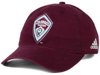 Colorado Rapids adidas MLS Basic Slouch Cap