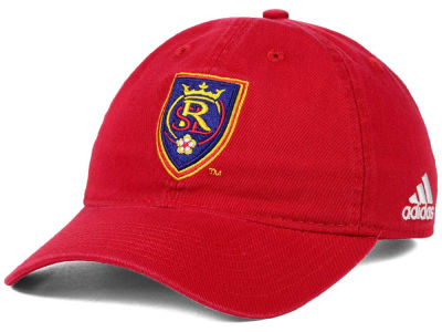 Real Salt Lake adidas MLS Basic Slouch Cap