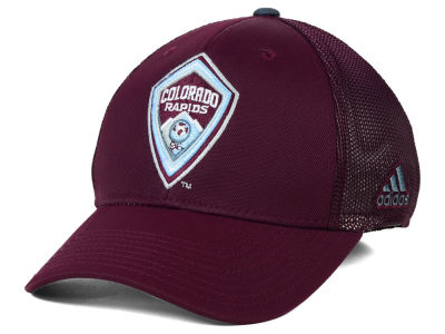 Colorado Rapids adidas MLS 2015 Net Burner Cap