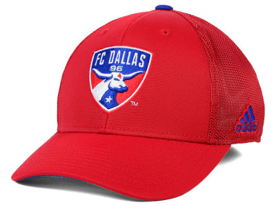 FC Dallas adidas MLS 2015 Net Burner Cap