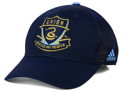 Philadelphia Union adidas MLS 2015 Net Burner Cap