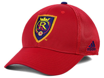 Real Salt Lake adidas MLS 2015 Net Burner Cap