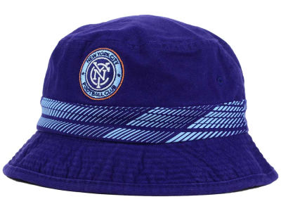 New York City FC adidas MLS 2015 Evolution Bucket