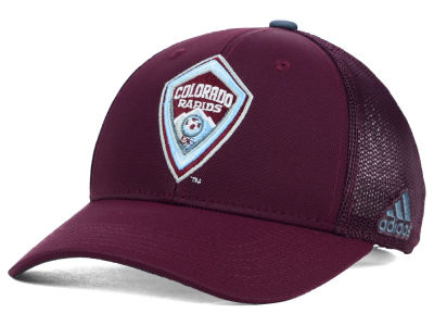 Colorado Rapids adidas MLS 2015 Net Burner Kids Hat