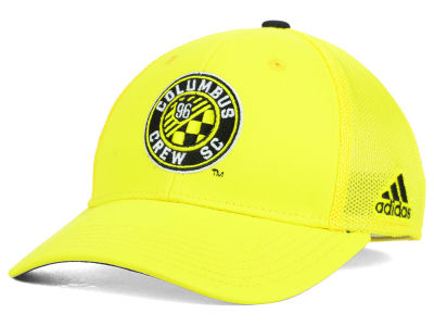Columbus Crew SC adidas MLS 2015 Net Burner Kids Hat