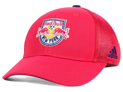 New York Red Bulls adidas MLS 2015 Net Burner Kids Hat