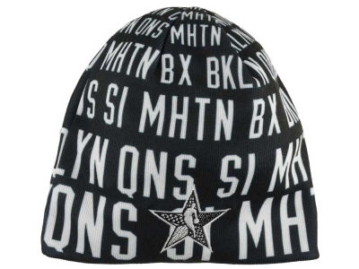 NBA All Star adidas NBA 2015 All Star Beanie Knit