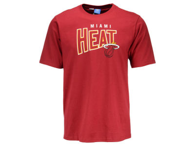 Miami Heat adidas NBA Men's Traditional Fade T-Shirt