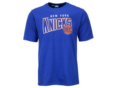 New York Knicks adidas NBA Men's Traditional Fade T-Shirt