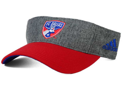 FC Dallas adidas MLS 2015 Team Visor