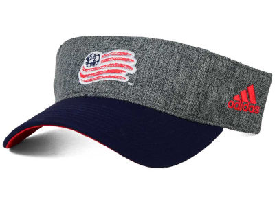 New England Revolution adidas MLS 2015 Team Visor