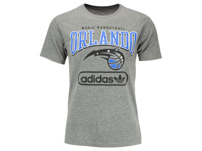 Orlando Magic adidas NBA Men's Pointed Tri-Blend T-Shirt