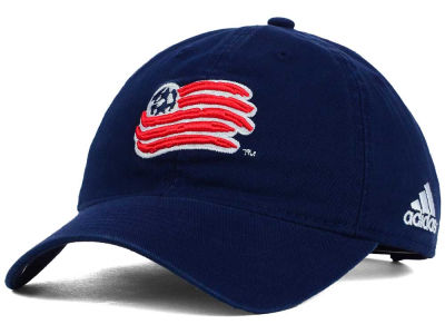 New England Revolution adidas MLS Basic Slouch Cap