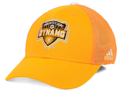 Houston Dynamo adidas MLS 2015 Net Burner Cap