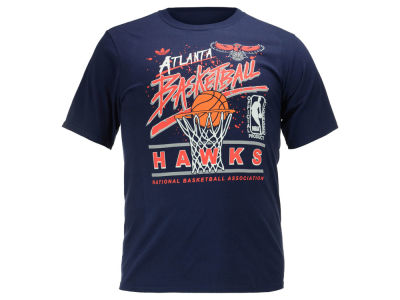 Atlanta Hawks adidas NBA Men's Originals Standard Throwback T-Shirt