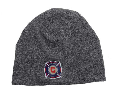 Chicago Fire adidas MLS 2015 Team Beanie Knit