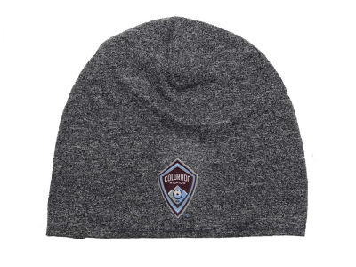 Colorado Rapids adidas MLS 2015 Team Beanie Knit