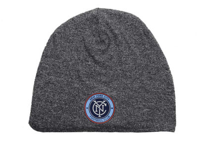 New York City FC adidas MLS 2015 Team Beanie Knit
