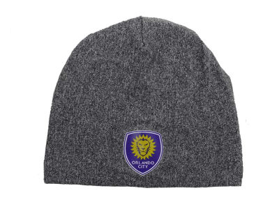 Orlando City SC adidas MLS 2015 Team Beanie Knit