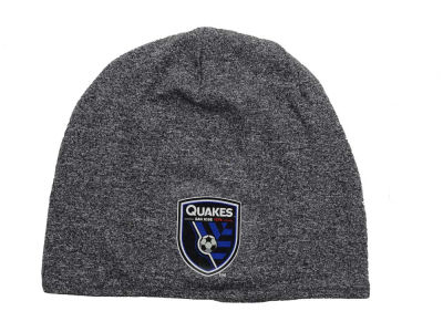 San Jose Earthquakes adidas MLS 2015 Team Beanie Knit