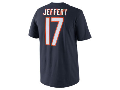Chicago Bears Alshon Jeffery Nike NFL Pride Name and Number T-Shirt