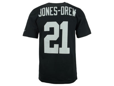 Oakland Raiders Maurice Jones-Drew Nike NFL Men's Pride Name and Number T-Shirt