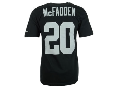 Oakland Raiders Darren McFadden Nike NFL Men's Pride Name and Number T-Shirt