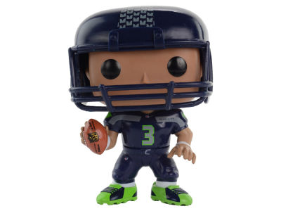 Seattle Seahawks Russell Wilson POP! Vinyl Figure Wave 1