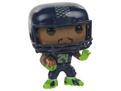 Seattle Seahawks Marshawn Lynch POP! Vinyl Figure Wave 1