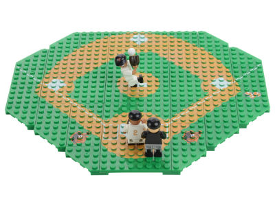 Baltimore Orioles MLB OYO Team Infield Set