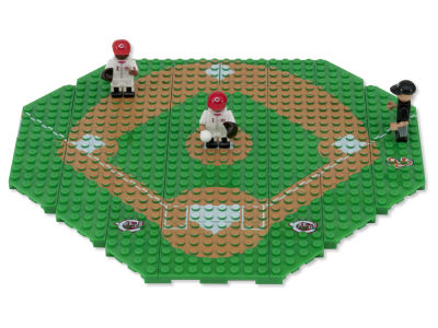 Cincinnati Reds MLB OYO Team Infield Set