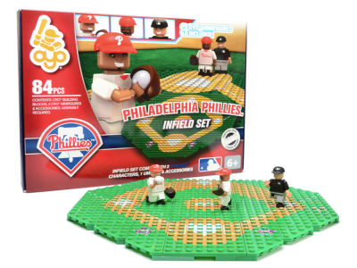 Philadelphia Phillies MLB OYO Team Infield Set