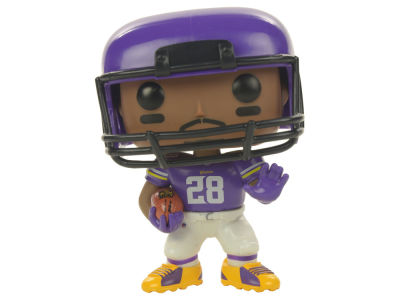 Minnesota Vikings PETERSON POP! Vinyl Figure Wave 1