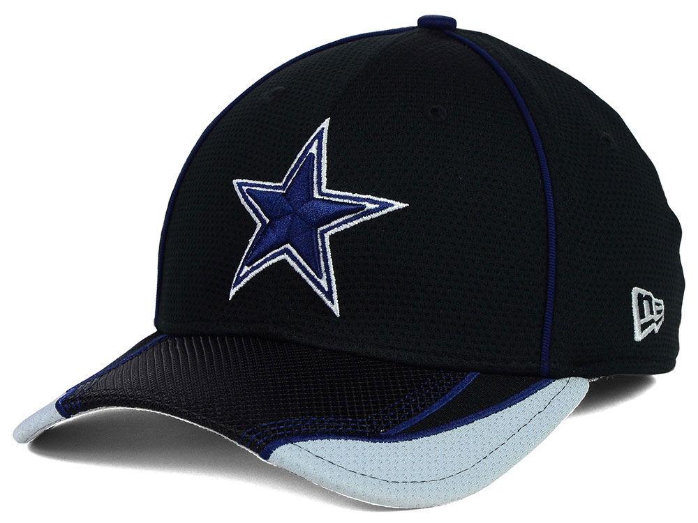 Dallas Cowboys New Era NFL 2014 Vizaframe 39THIRTY XP Cap  d5cf2c1fadc7
